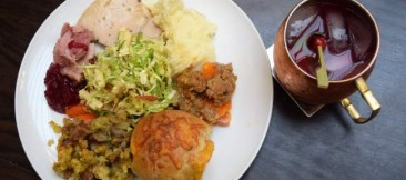 Family Meal: Boozegiving—The Best Kind of Thanksgiving Dinner