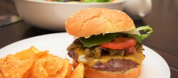 Family Meal: The Perfect Burger